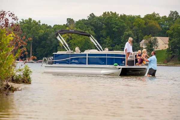 New Barletta C22QC - PLATINUM Pontoon Boat For Sale
