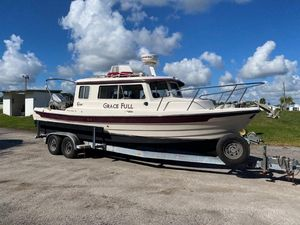 Used C Dory Venture 26 Pilothouse Boat For Sale