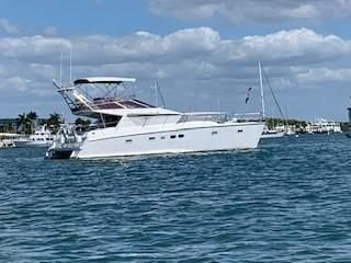 Used Jeantot Euphorie Power Catamaran Boat For Sale