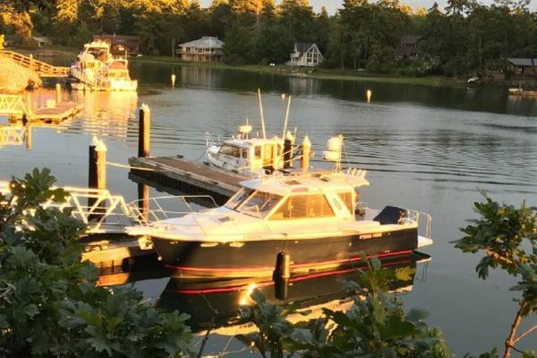 Used Cutwater Cruiser Boat For Sale