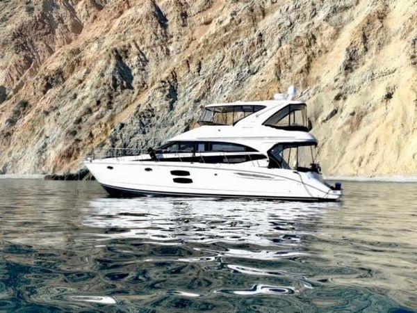 Used Meridian 441 Flybridge Boat For Sale