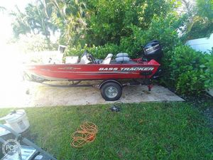 Used Bass Tracker Pro Team 175 Aluminum Fishing Boat For Sale