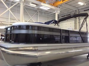New Crest CL DLX 220SLC Pontoon Boat For Sale