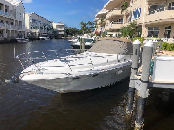 Used Sea Ray Sundancer 410 Cruiser Boat For Sale