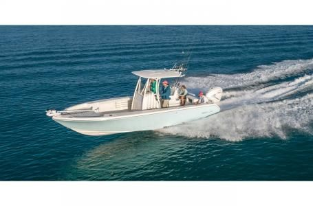 New Pathfinder 27 Open Bay Boat For Sale