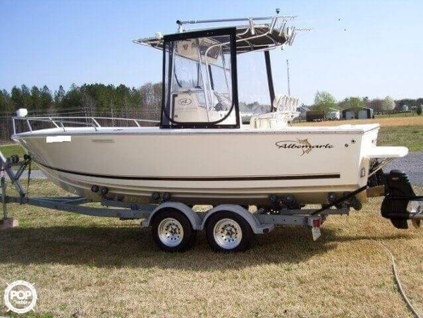 Used Albemarle 242 Center Console Center Console Fishing Boat For Sale
