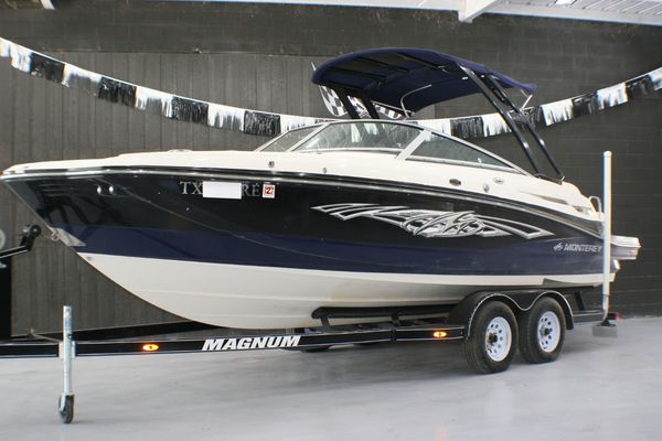 Used Monterey M3-MXS Ski and Wakeboard Boat For Sale