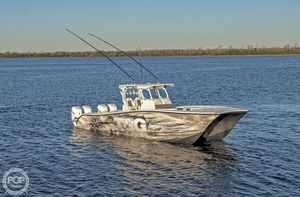 Used Tag 360 Power Catamaran Boat For Sale