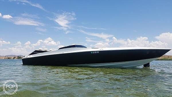 Used Arizona Homemade Boats Warlock Offshore 30 High Performance Boat For Sale