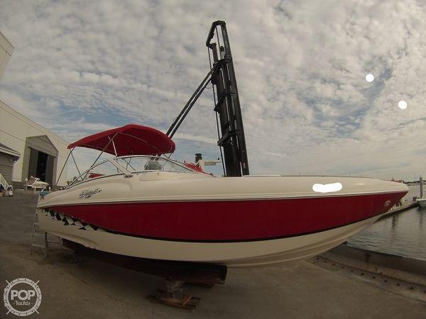 Used Rinker Captiva 262 SS Walkaround Fishing Boat For Sale