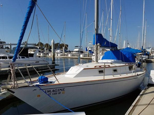 Used Morgan 321 Racer and Cruiser Sailboat For Sale
