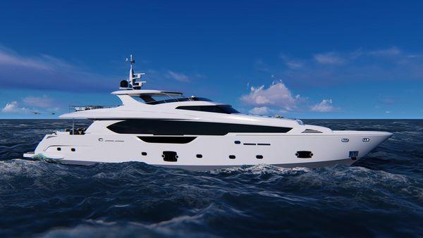 New Heysea Asteria 112 Motor Yacht For Sale