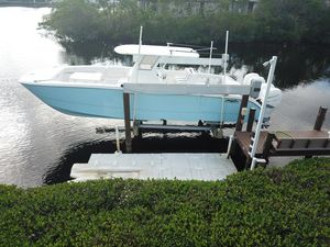 Used Invincible Power Catamaran Boat For Sale