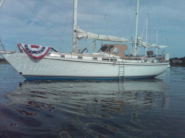 Used Whitby 42 Center Cockpit Sailboat For Sale