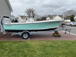 Used Seacraft Open Center Console Fishing Boat For Sale