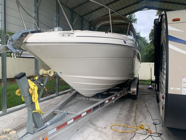 Used Sea Ray Sundancer 280 Cruiser Boat For Sale