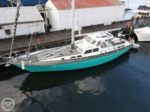 Used Cooper Yachts Maple Leaf 54 Cutter Sailboat For Sale