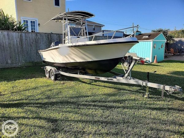 Used Mako 201 Center Console Fishing Boat For Sale
