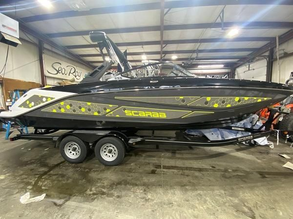 New Scarab 255ID Jet Boat For Sale