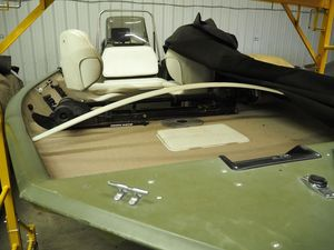 Used Nova JWMV 1860 CC Freshwater Fishing Boat For Sale
