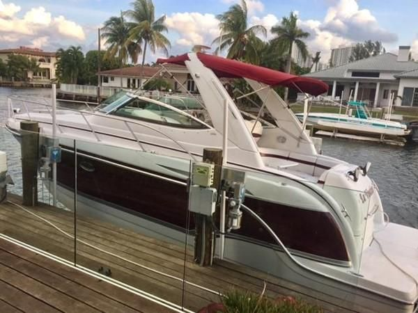 Used Formula 34' Express Cruiser Boat For Sale