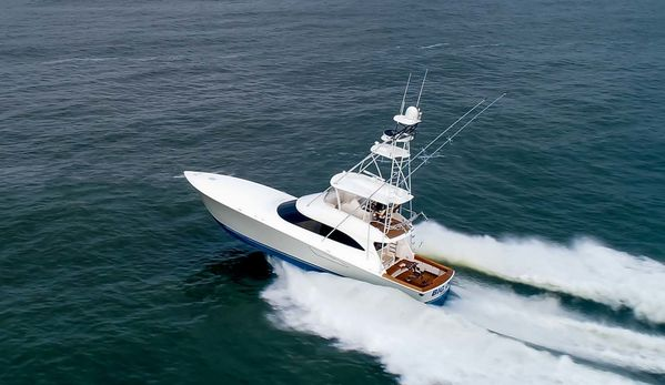 Used Viking 62 Convertible Fishing Boat For Sale