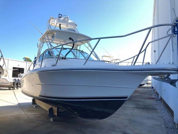 Used Stamas Express Sportfish Sports Fishing Boat For Sale