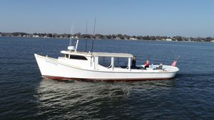 Used Chesapeake 48 Back River Downeast Fishing Boat For Sale