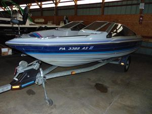 Used Bayliner 1700 Bow Rider Bowrider Boat For Sale