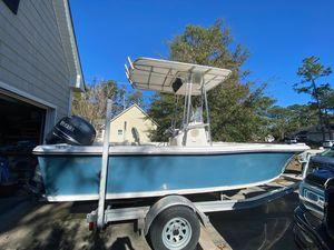 Used Mckee Craft Marathon 196 CC Saltwater Fishing Boat For Sale