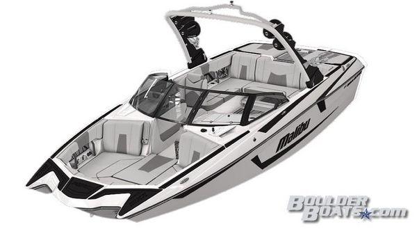 New Malibu Wakesetter 23 MXZ Ski and Wakeboard Boat For Sale