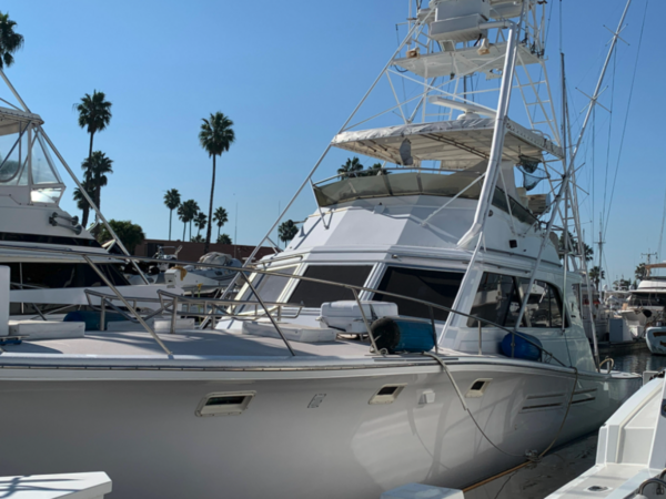 New Egg Harbor Sport Fishing Sports Fishing Boat For Sale