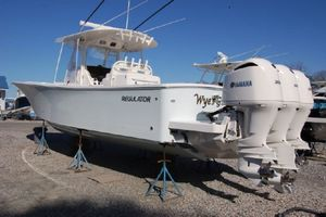 Used Regulator 34CC Center Console Fishing Boat For Sale