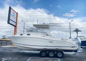 Used Striper 2901 Walkaround Fishing Boat For Sale