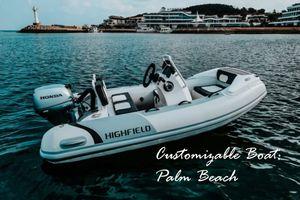 New Highfield Sport 300 Tender Boat For Sale