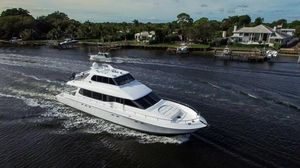 Used Lazzara Yachts Skylounge Motor Yacht For Sale