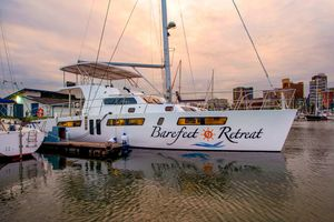 Used Royal Cape 57 Flybridge Catamaran Sailboat For Sale
