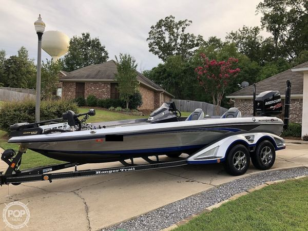 Used Ranger Boats Z520C Comanche Bass Boat For Sale