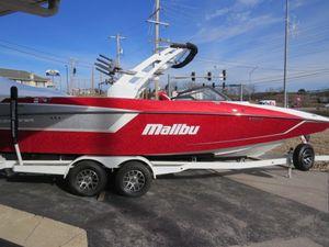 Used Malibu 24 MXZ Ski and Fish Boat For Sale