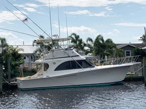 Used Jersey Convertible Sportfish Convertible Fishing Boat For Sale