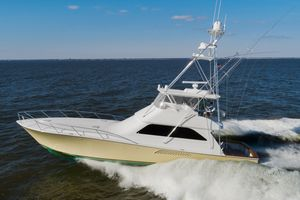 Used Viking 61Convertible Sports Fishing Boat For Sale