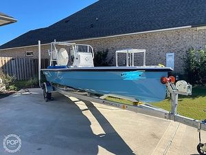 Used Piranha Magro P180 Flats Fishing Boat For Sale