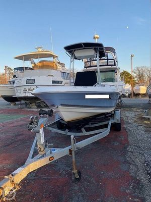 Used Aquasport 200 Tournament Master Center Console Fishing Boat For Sale