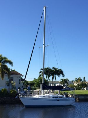 Used Catalina 30 Mkiii Cruiser Sailboat For Sale
