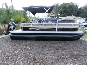 New Ranger 200 Cruise Pontoon Boat For Sale