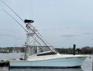 Used Topaz 39 Royale Sports Fishing Boat For Sale