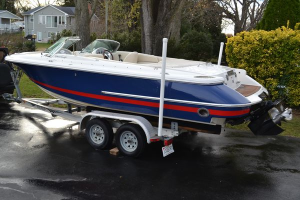 Used Chris-Craft 22 Launch Cruiser Boat For Sale