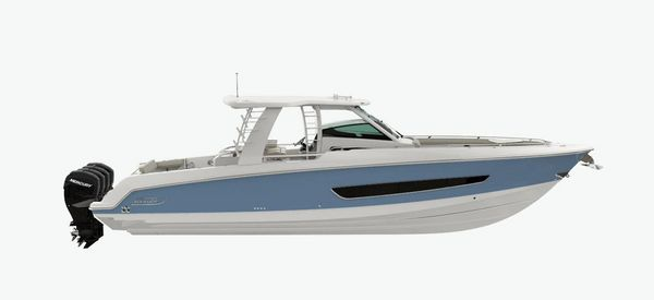 New Boston Whaler 420 Outrage Sports Fishing Boat For Sale