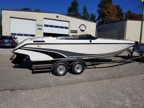 Used Baja 226ES Cuddy Cabin Boat For Sale