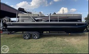 Used Ranger Boats Reata 243c Pontoon Boat For Sale